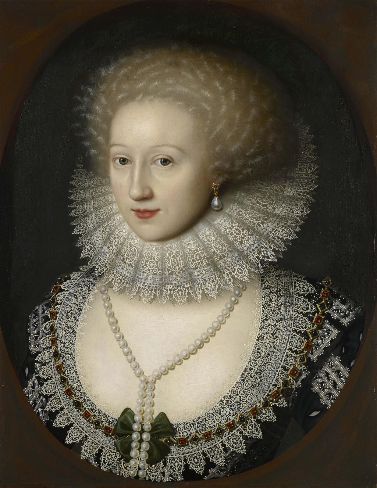 An Unknown Noblewoman