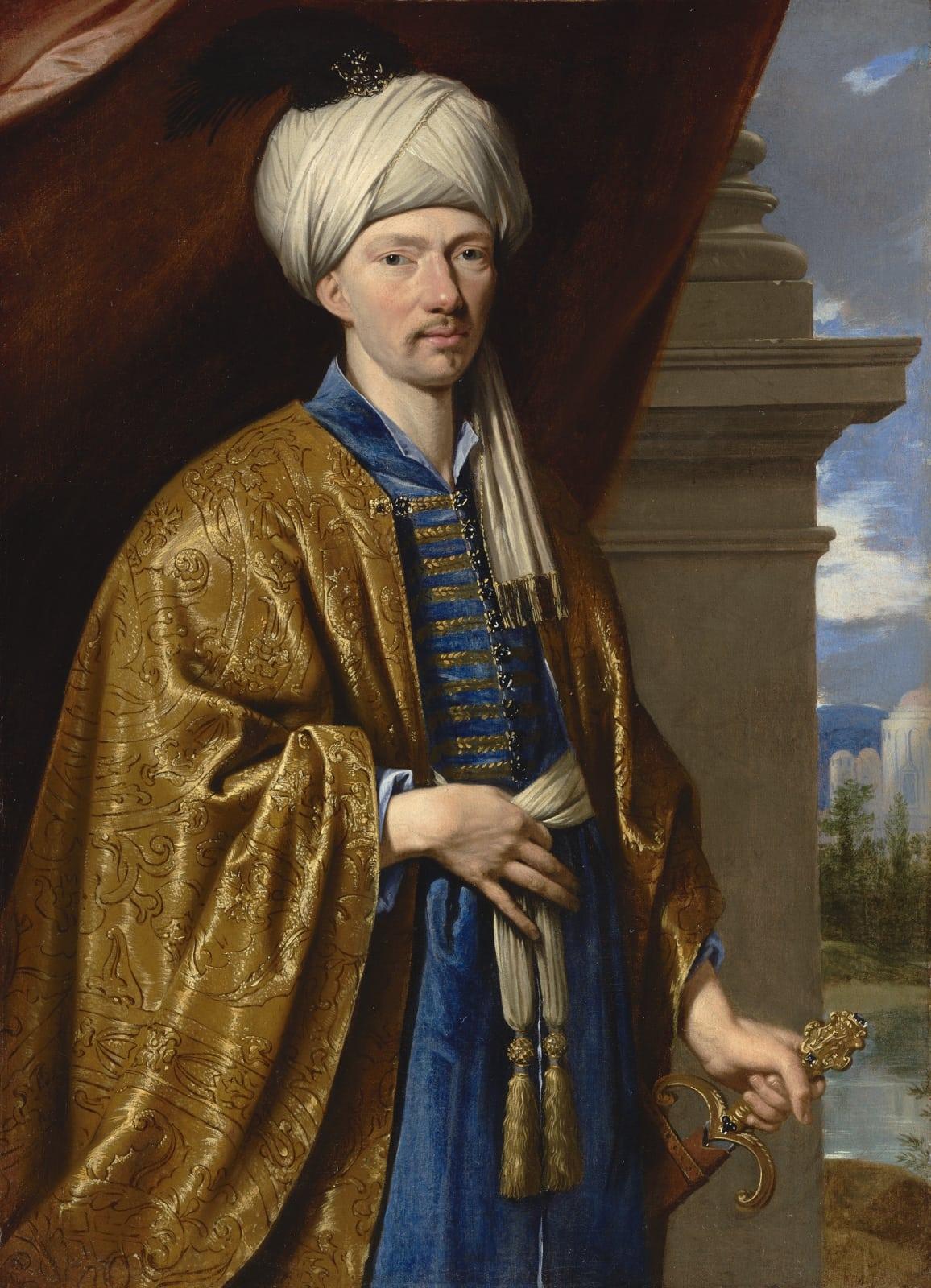 Jean de Thévenot (1633 - 1667)