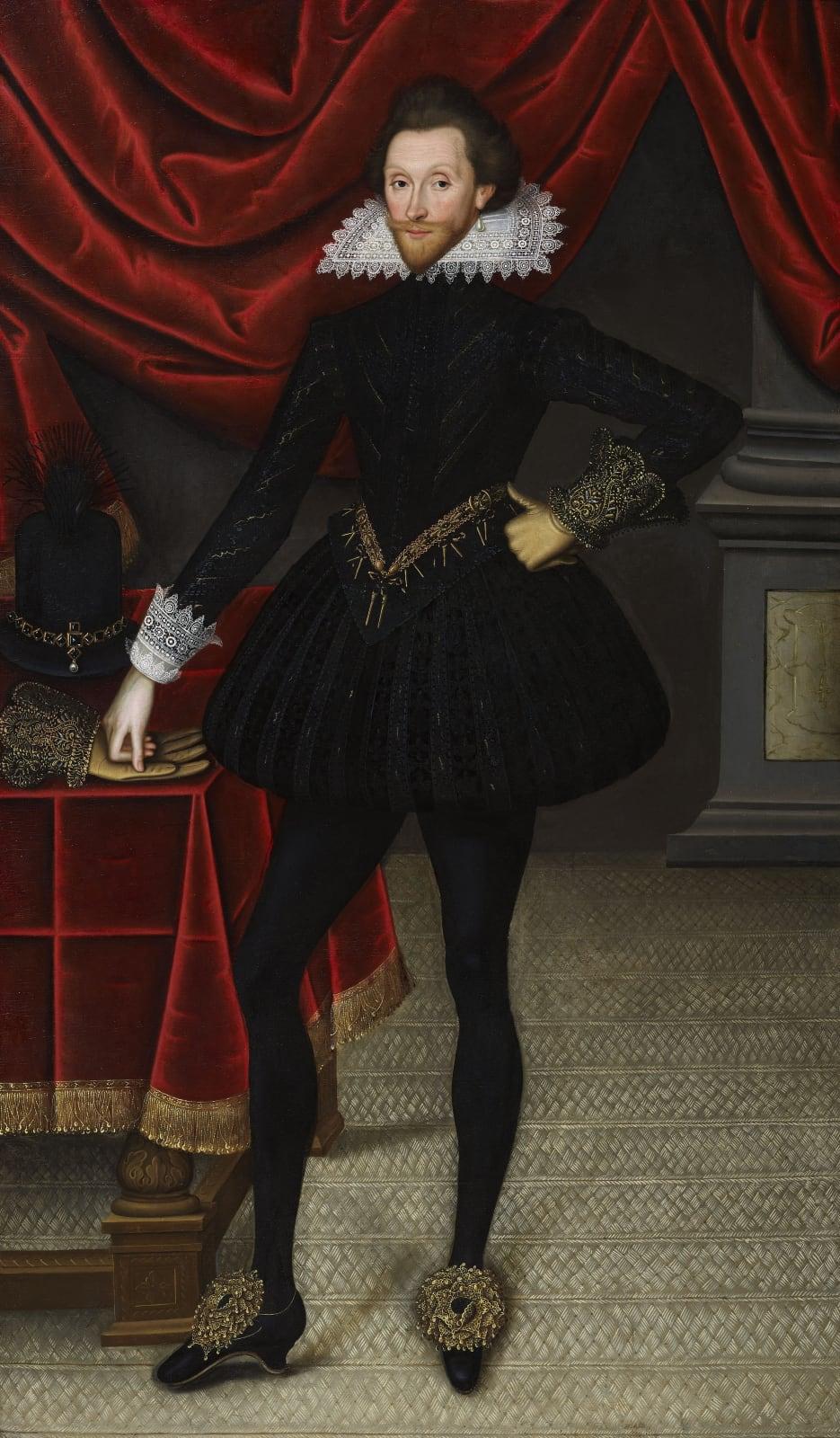 James Hay, 1st Earl of Carlisle (1580 – 1636)