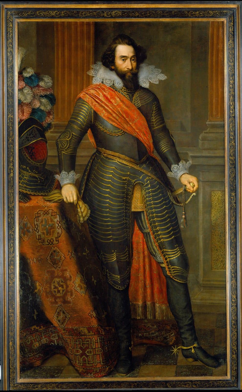 Count Hendrik van den Bergh (1573 - 1638)