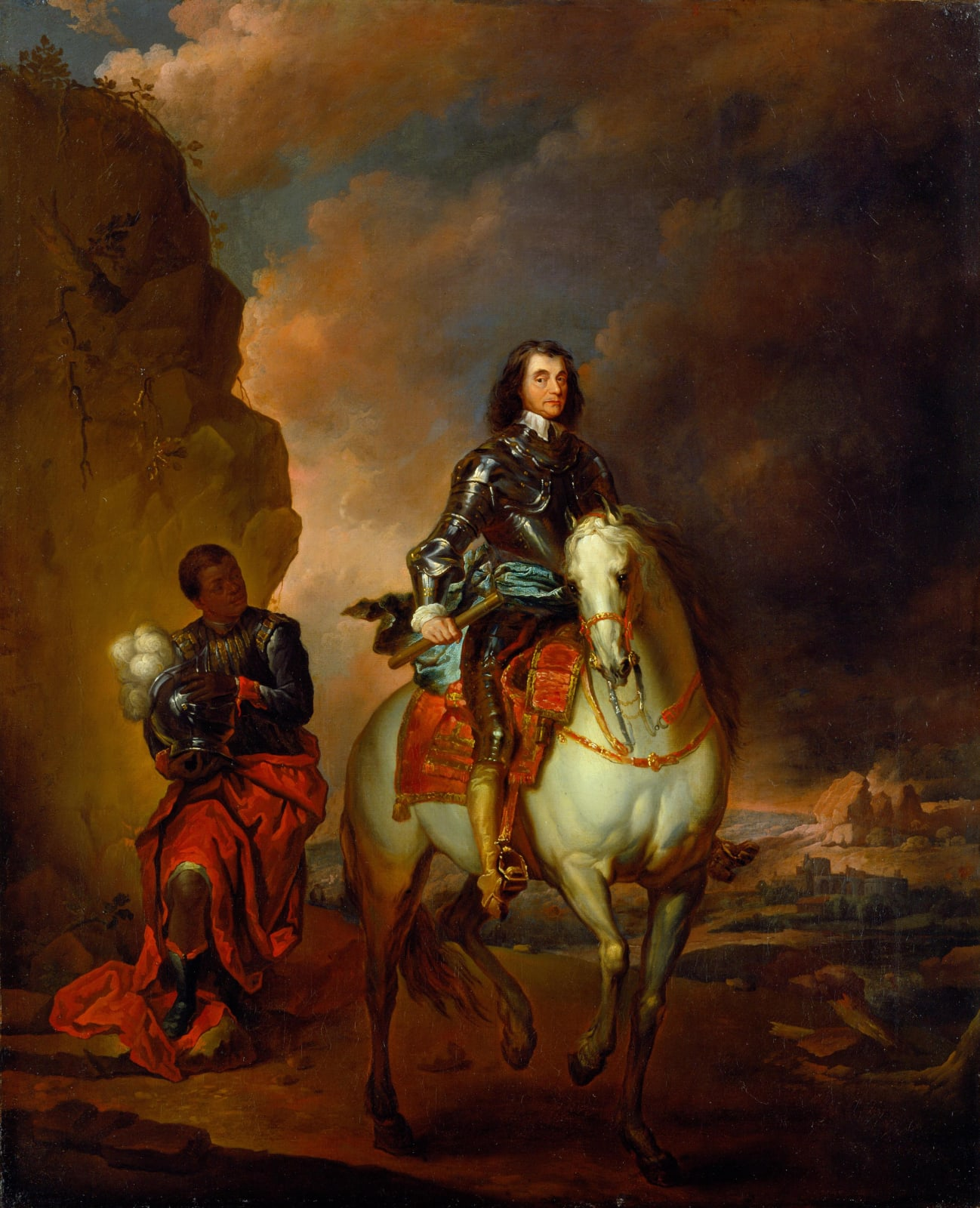 Oliver Cromwell, Lord Protector (1599 - 1658)