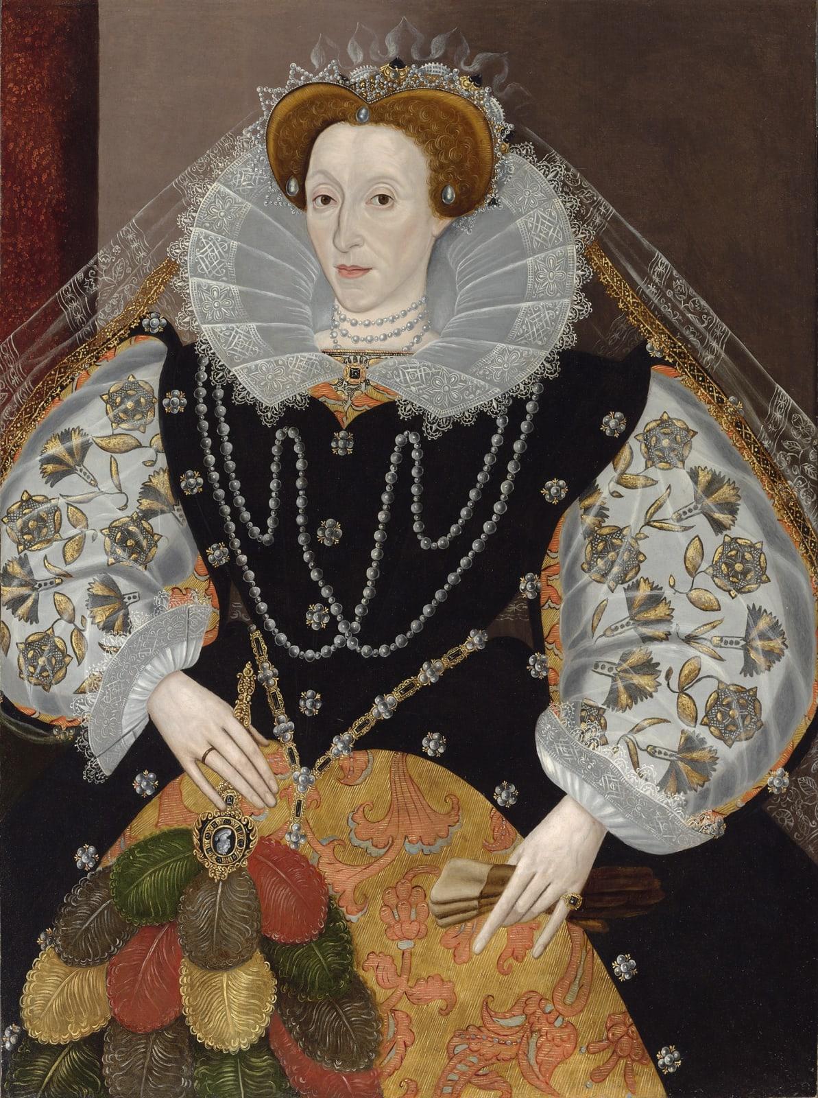 Elizabeth I (1533 – 1603)