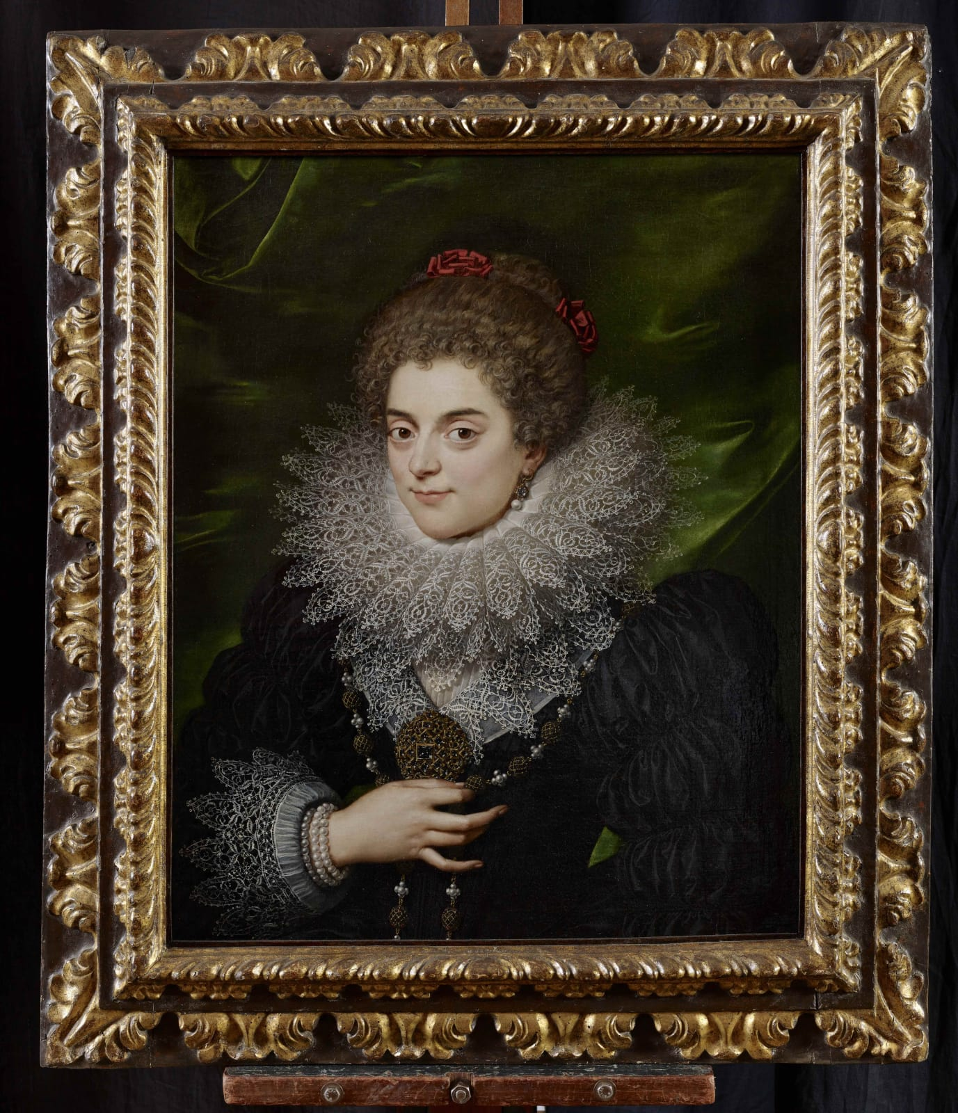 An Unknown Noblewoman of the Bourbon Court