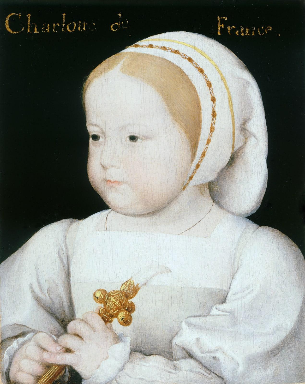 Madeleine, aged 2