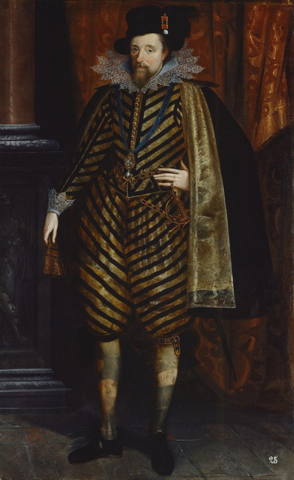 James VI of Scotland & I of England (1566 - 1625)