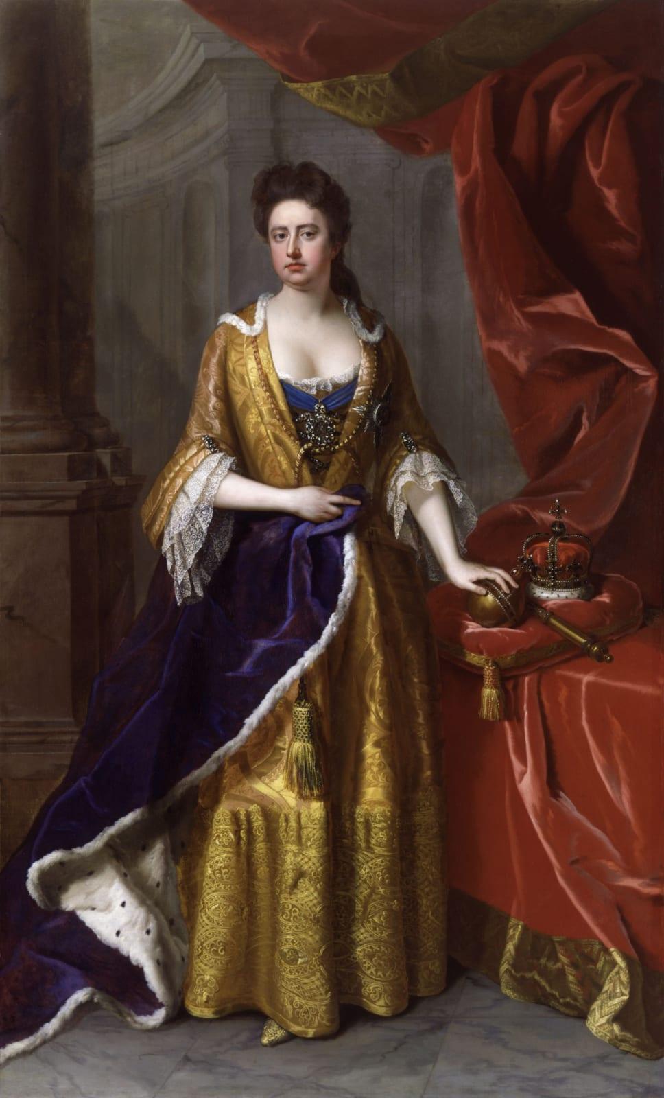 Queen Anne (1665 – 1714)