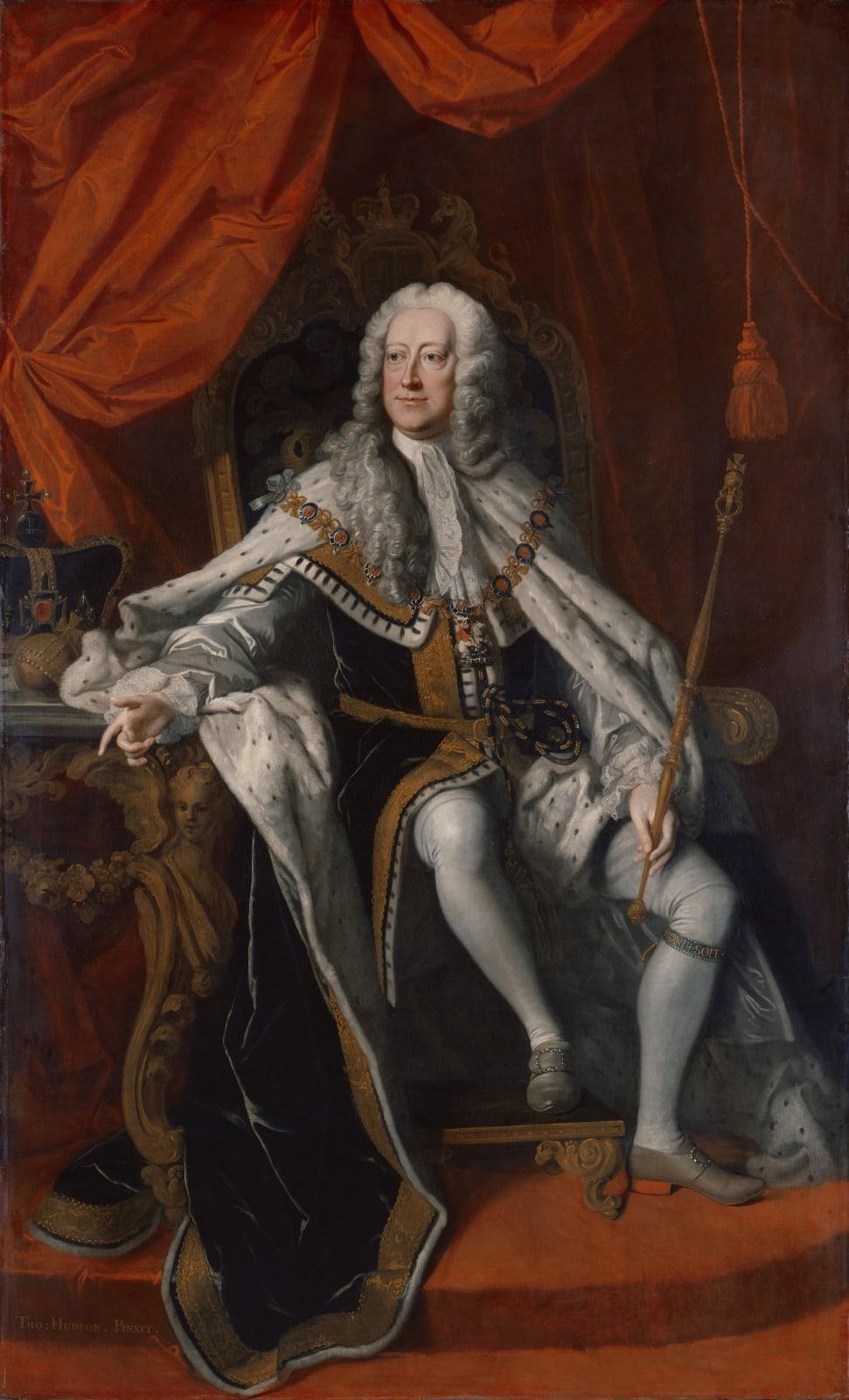 George II (1683 - 1760)