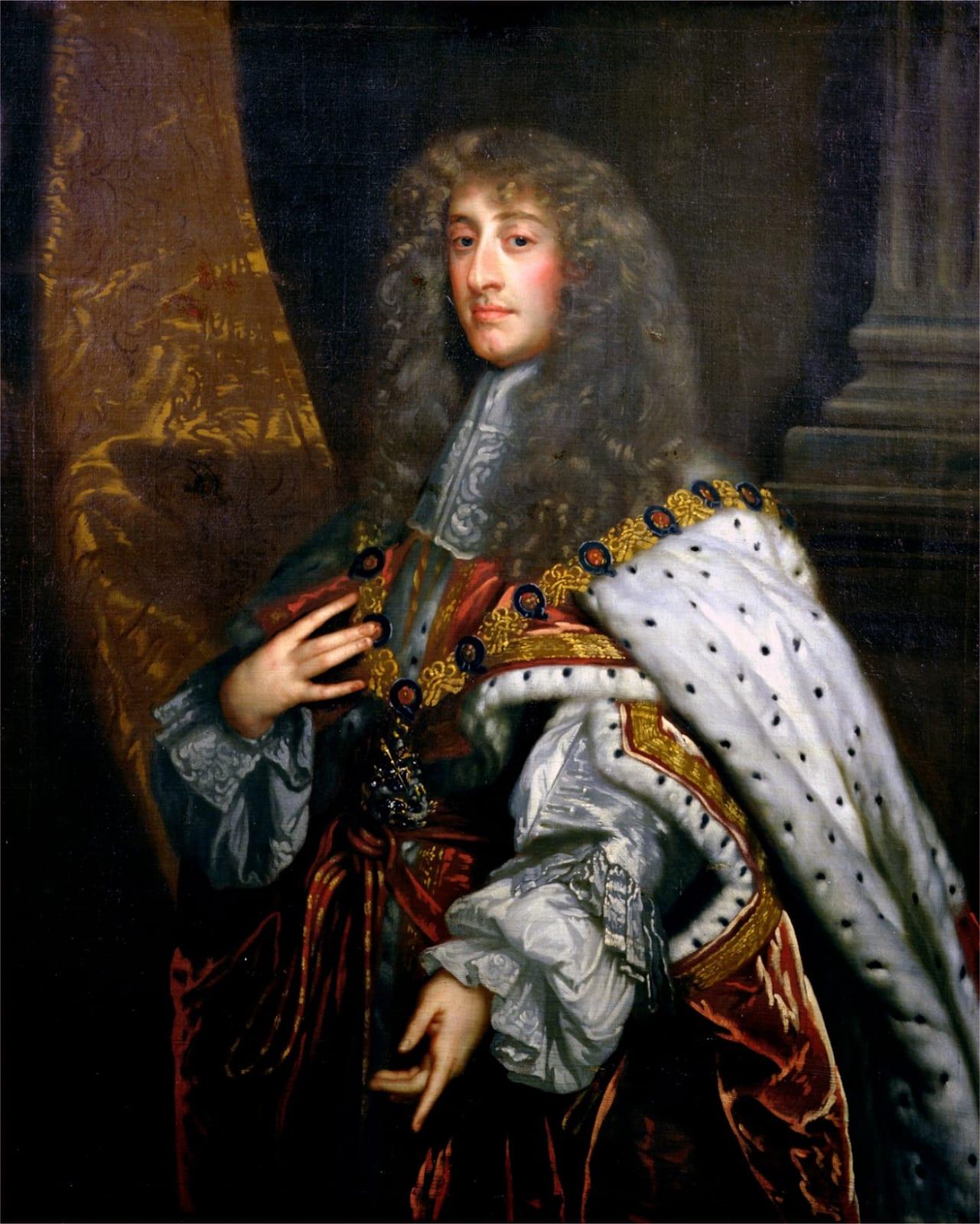 James VII & II (1633 - 1701)