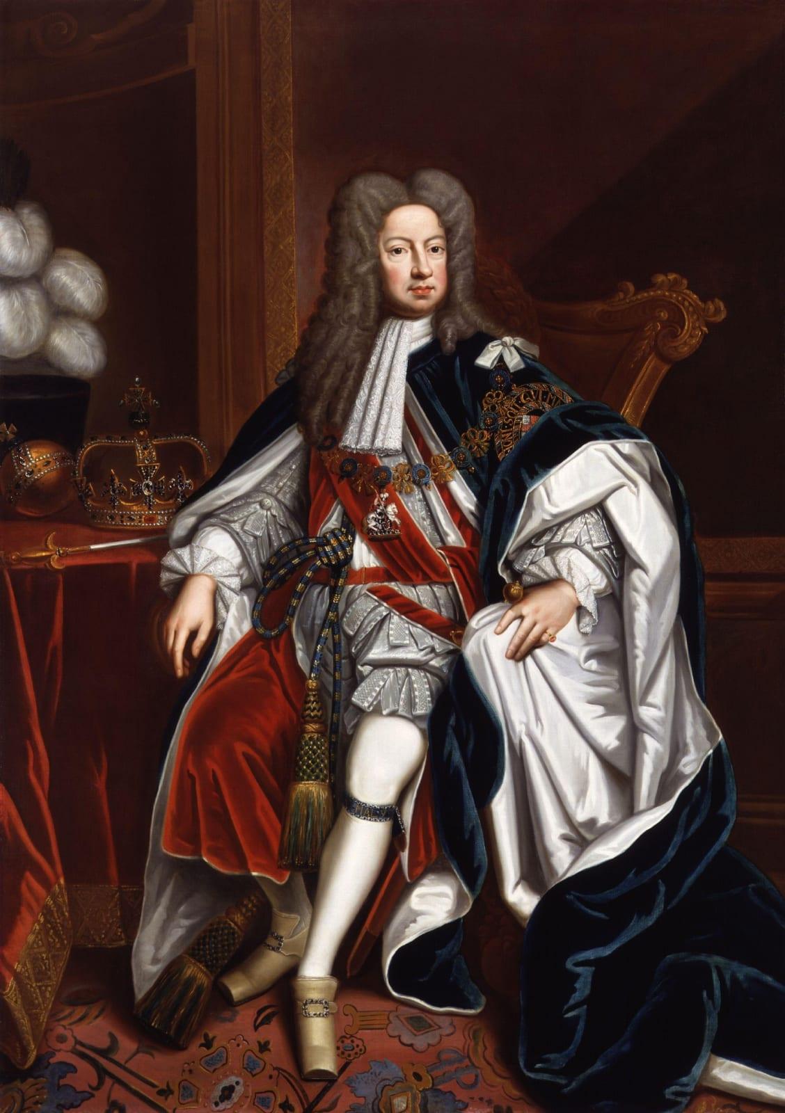 George I (1660 - 1727)