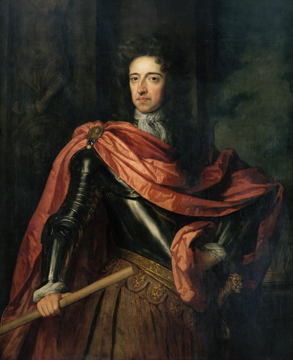 William III (1672 – 1702)