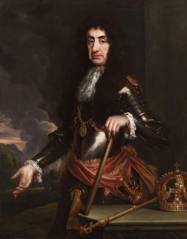 Charles II (1630 – 1685)
