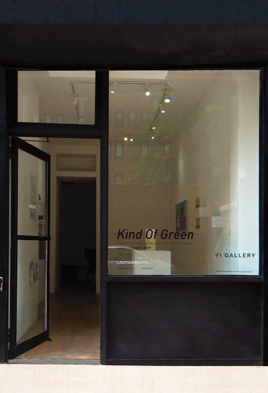 Kind Of Green - Art & Design Group Show