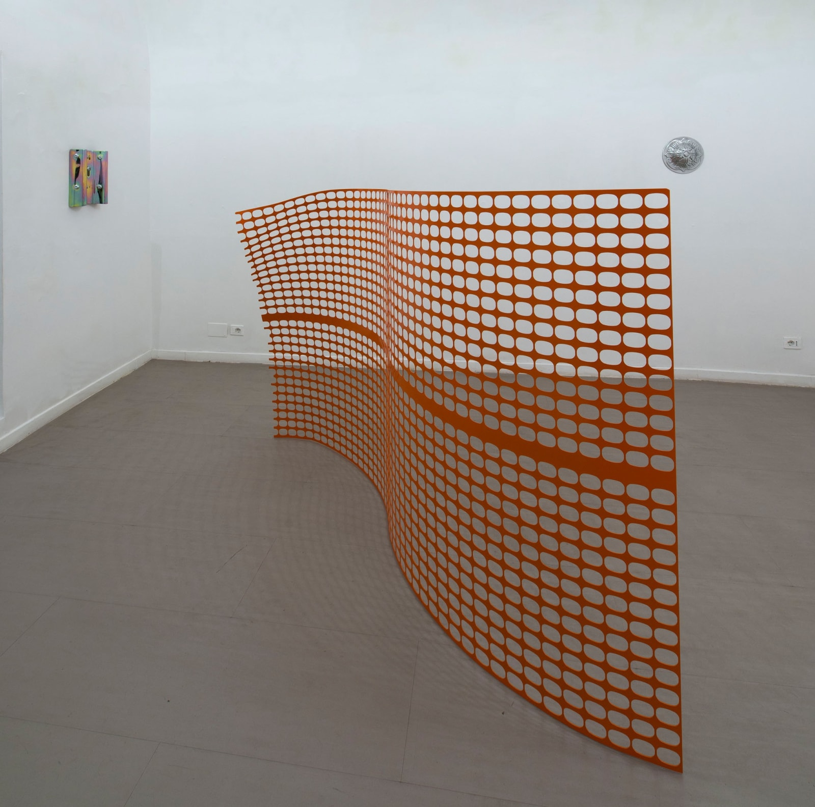 Giovanni de Cataldo, San Lorenzo, installation view at z2o Sara Zanin Gallery Rome