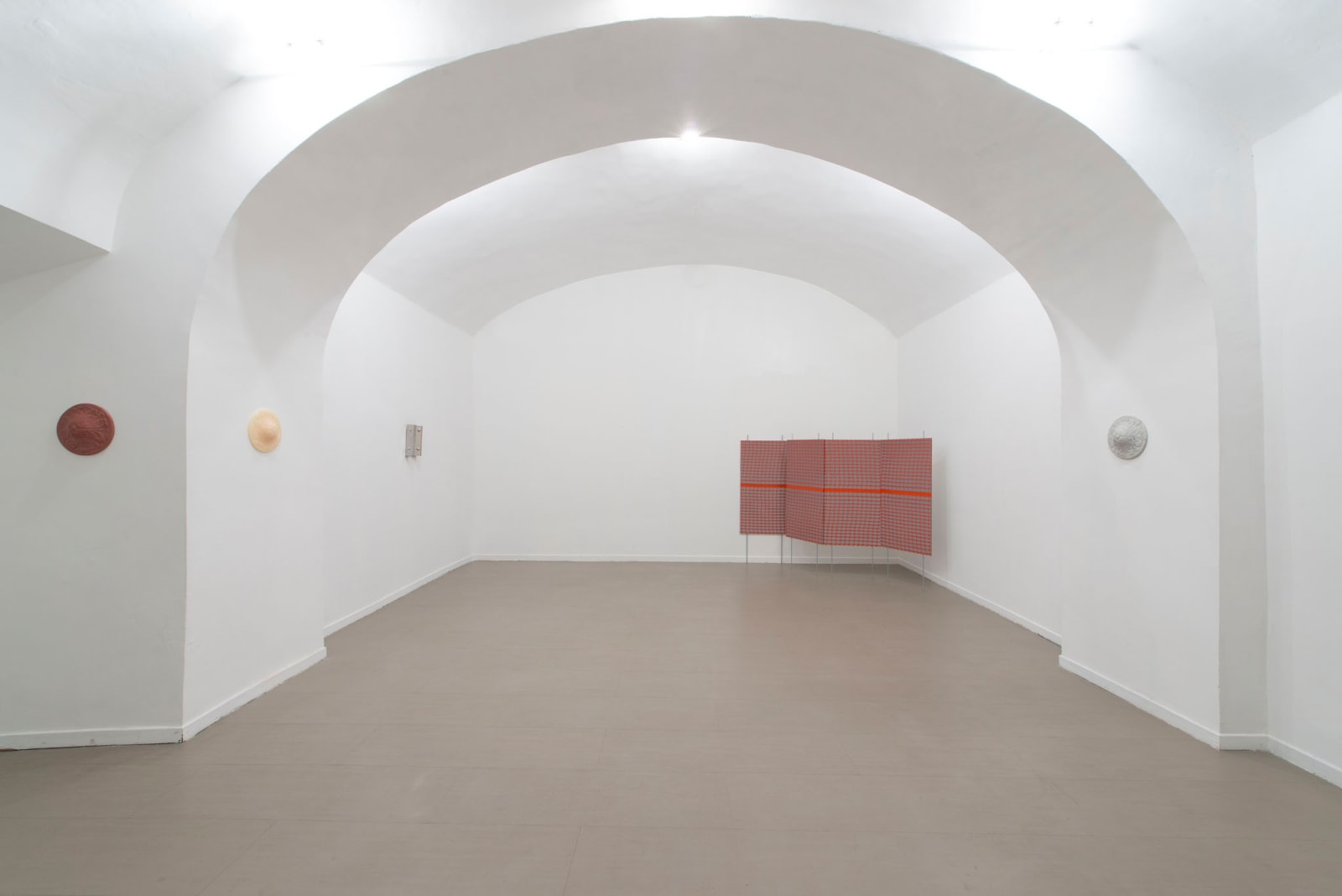 Giovanni de Cataldo, San Lorenzo, installation view at z2o Sara Zanin Gallery Rome