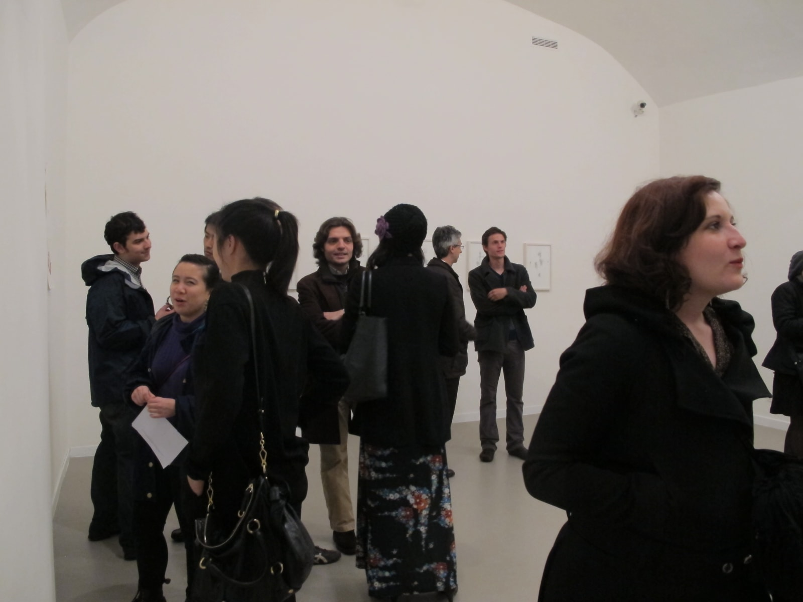Silvia Camporesi & Michael S. Lee, Where all become, opening at z2o Sara Zanin Gallery, 2012