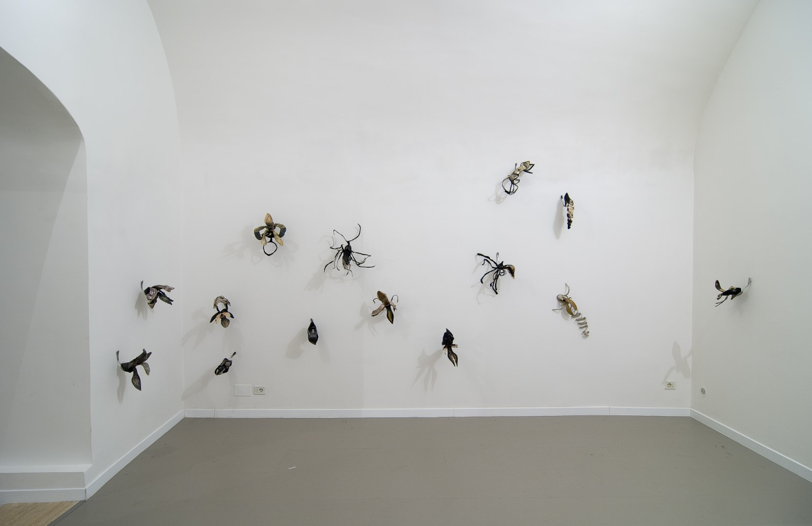 Kaarina Kaikkonen, Having Hope, installation view at z2o Sara Zanin Gallery