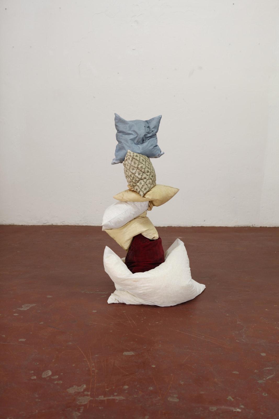 Kristof Kintera, Balance Of Disbalance, 2013, mixed media, cm 145 x 70 x 40