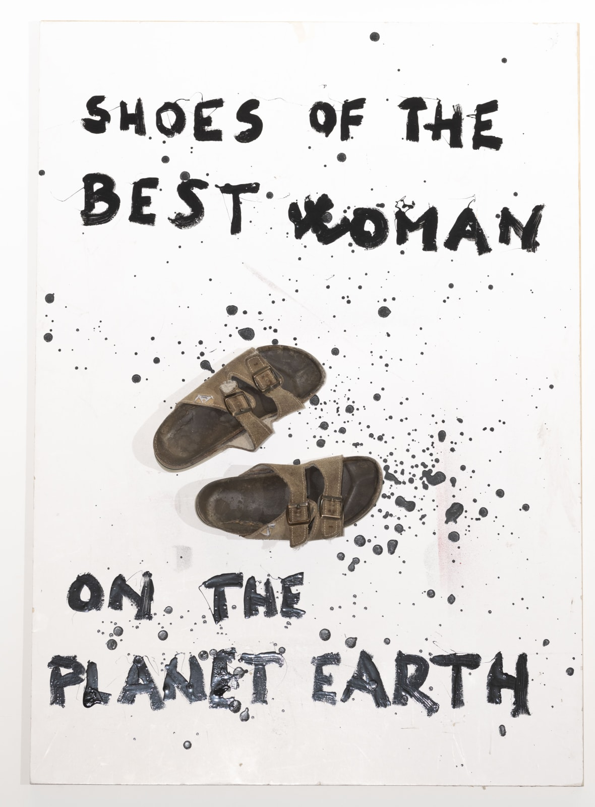 Krištof Kintera, Shoes of the best woman on the planet earth, 2019