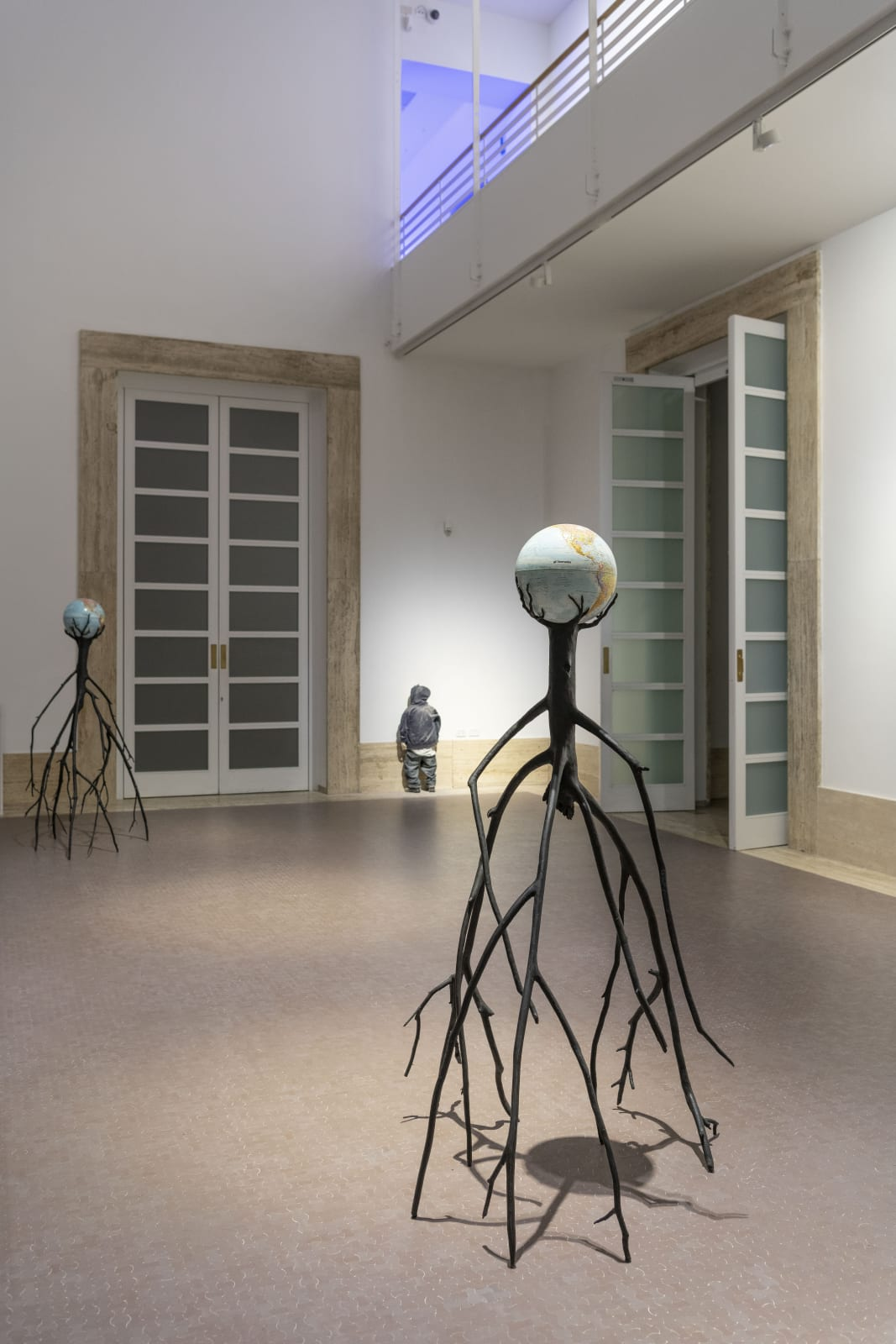 You got to burn to shine, Curated by Teresa Macrì, Galleria Nazionale d'Arte Moderna, Rome