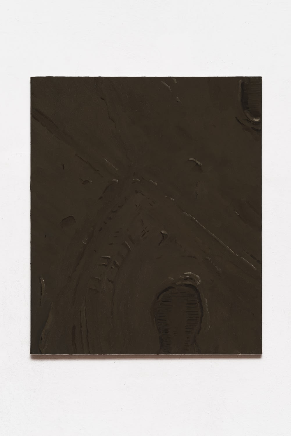 Michele Tocca In the mud (parking lot), 2021