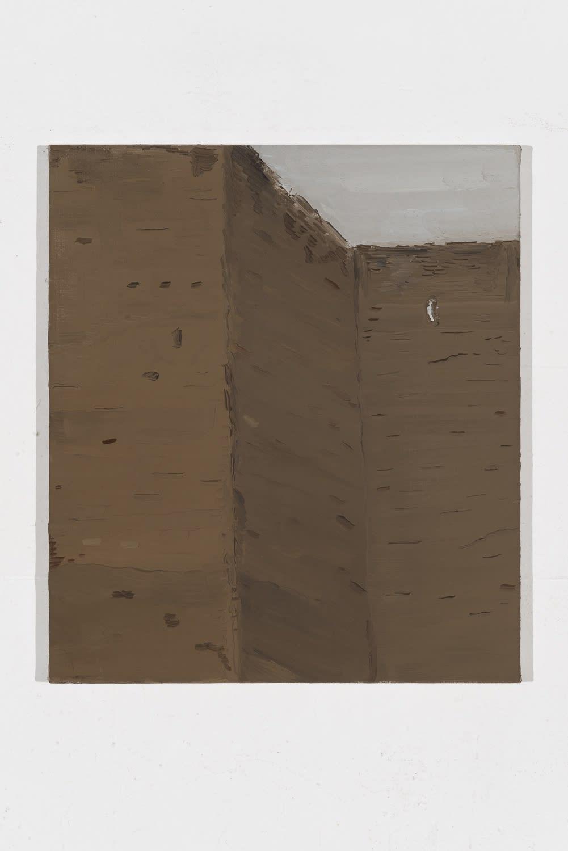 Michele Tocca Aurelian Walls (viale del Policlinico), 2019