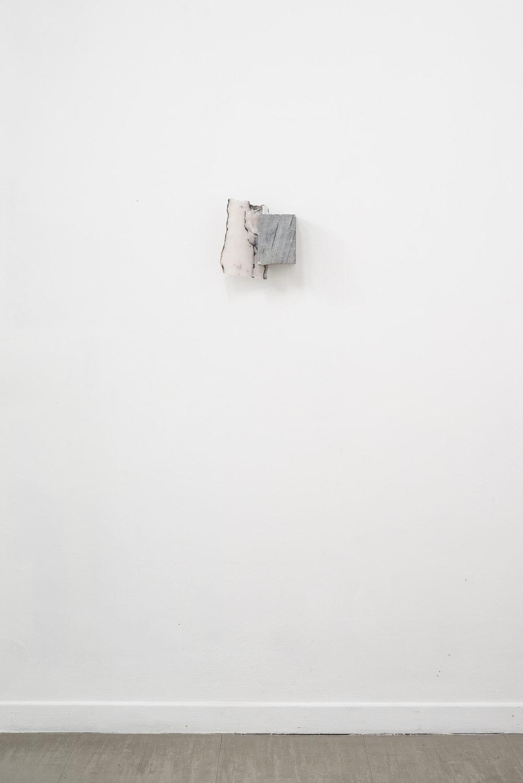Fabrizio Prevedello Senza Titolo (218),2018 marble, onix cm 20,8 x 20,6 x 13 Ph. Sebastiano Luciano