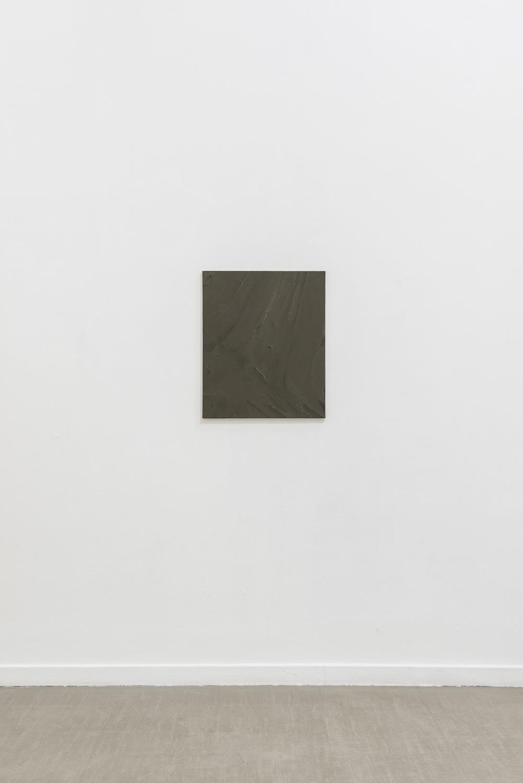 Michele Tocca In the mud (frost), 2021 Oil on canvas cm 60 x 50 Ph. Sebastiano Luciano