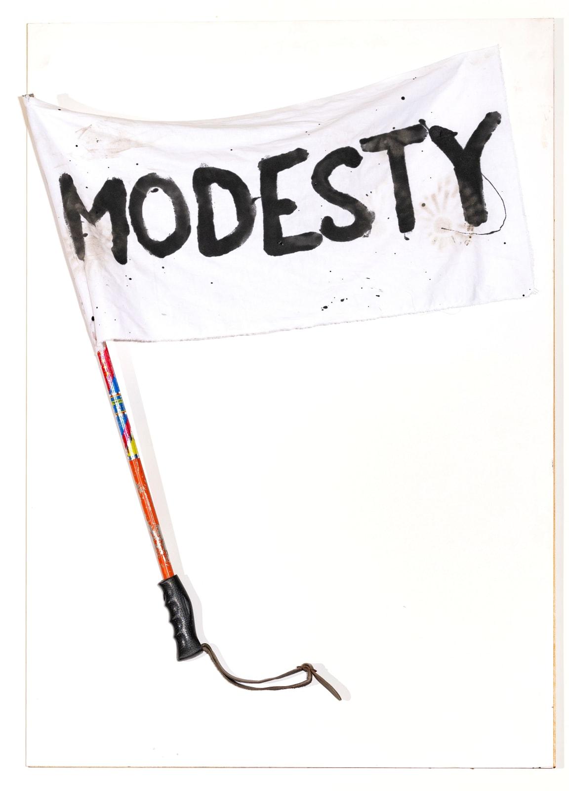 Krištof Kintera, Modesty, 2019