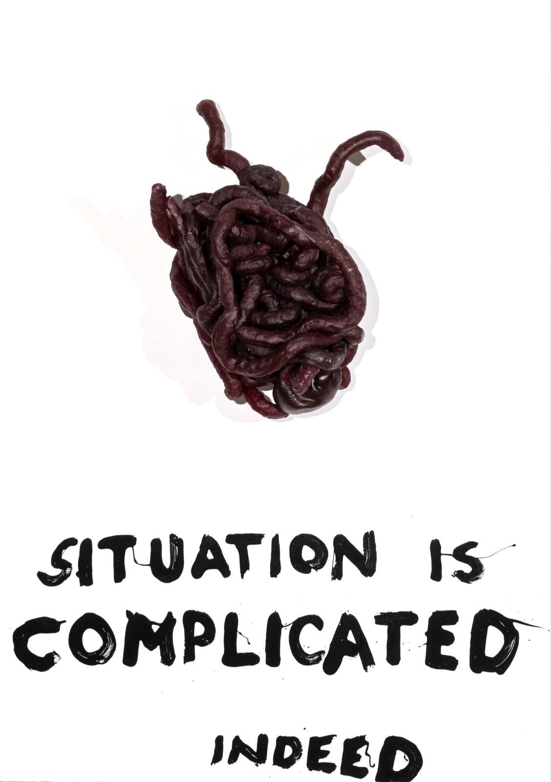 Krištof Kintera, Situation is complicated indeed, 2019