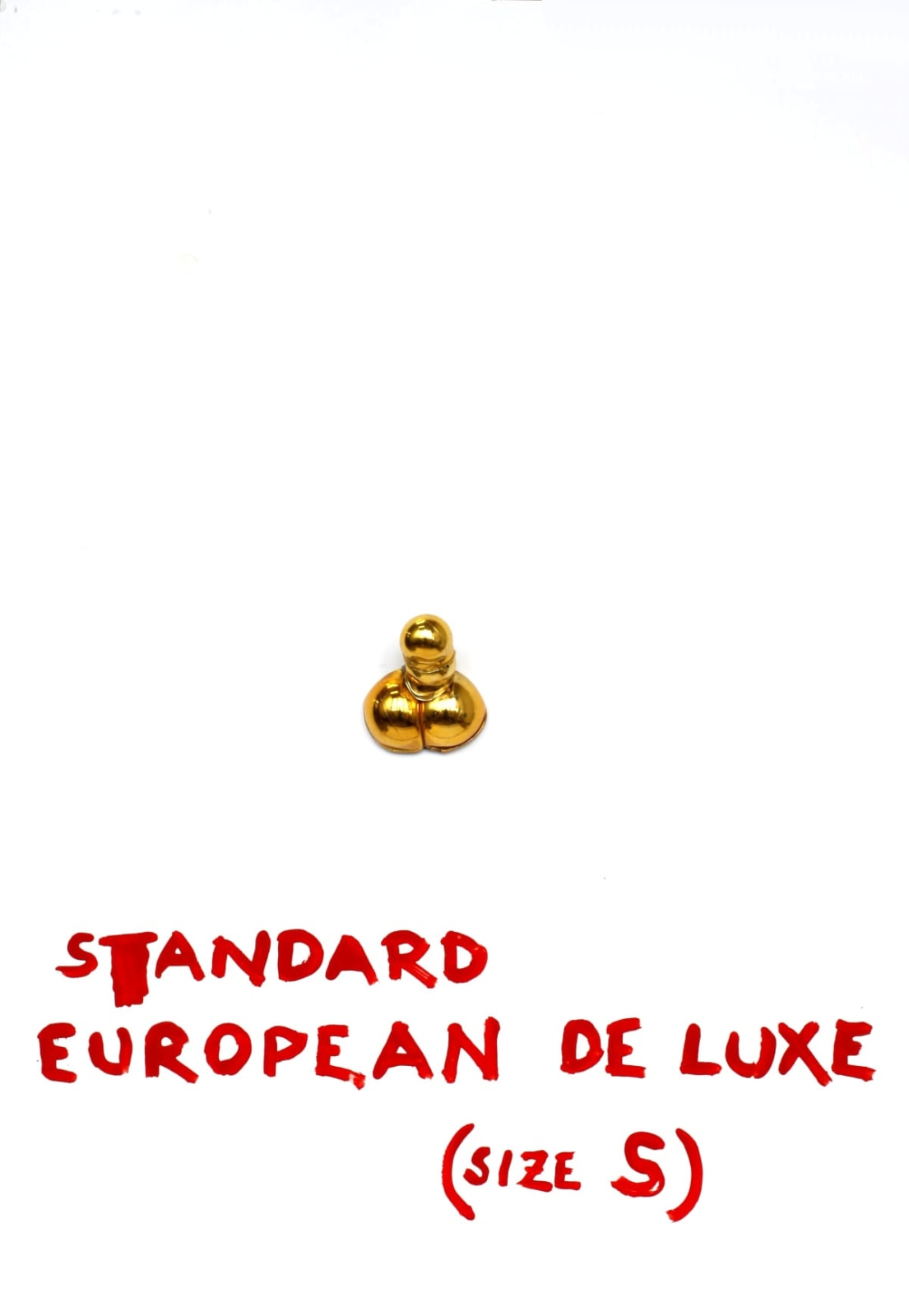 Krištof Kintera, Standard european de luxe size s, 2018