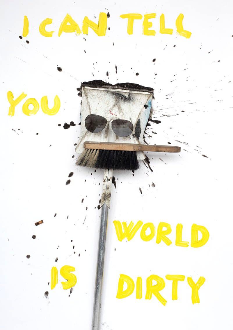 Krištof Kintera, I can tell you world is dirty, 2018