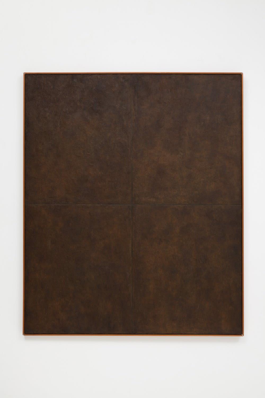 Mira Schendel Sem título, Dec 60 técnica mista 120 x 100 cm