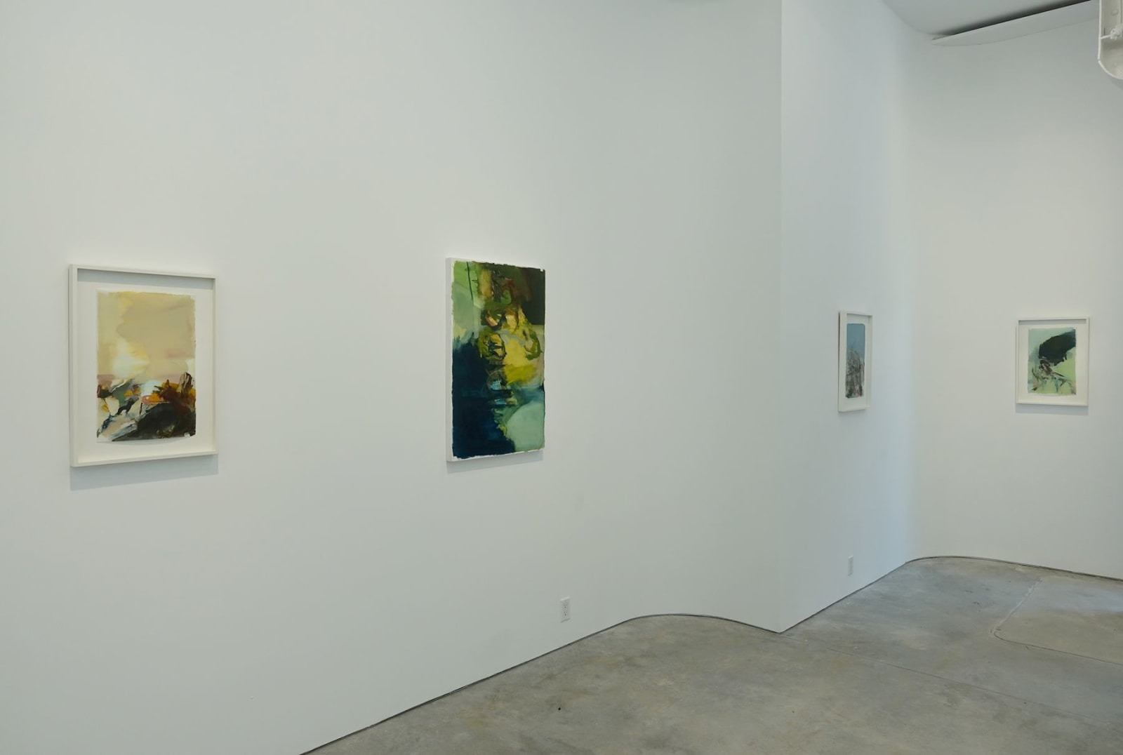 Installation view: Hollis Heichemer: Happenstance