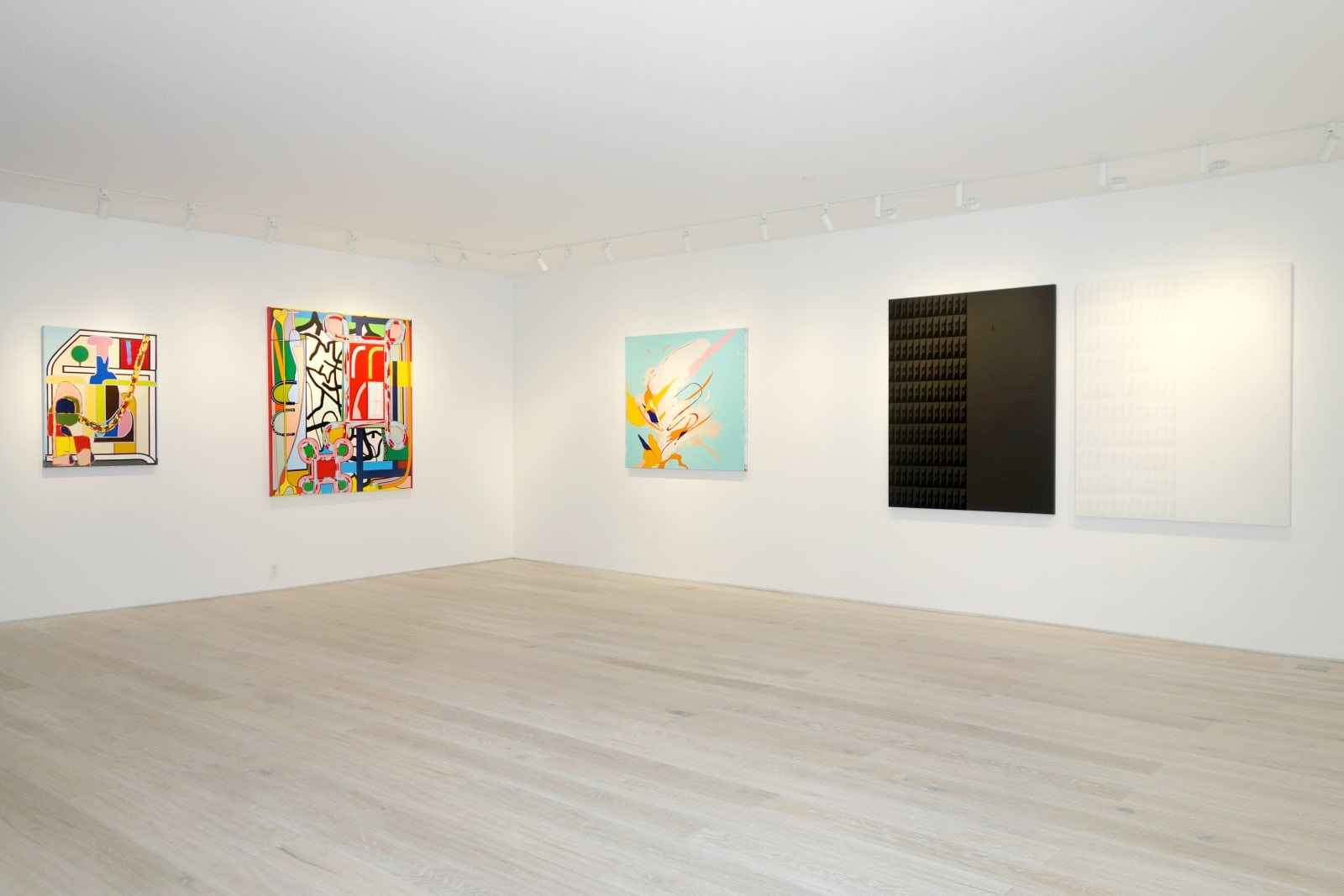 Installation view: Highlight: Summer One