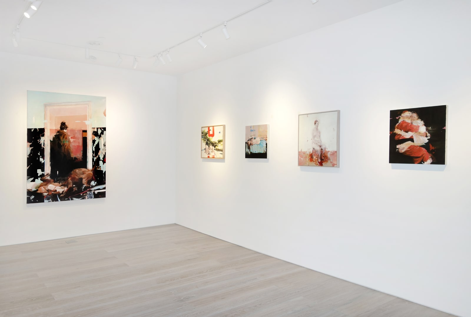 Installation view: In Focus: Alex Kanevsky