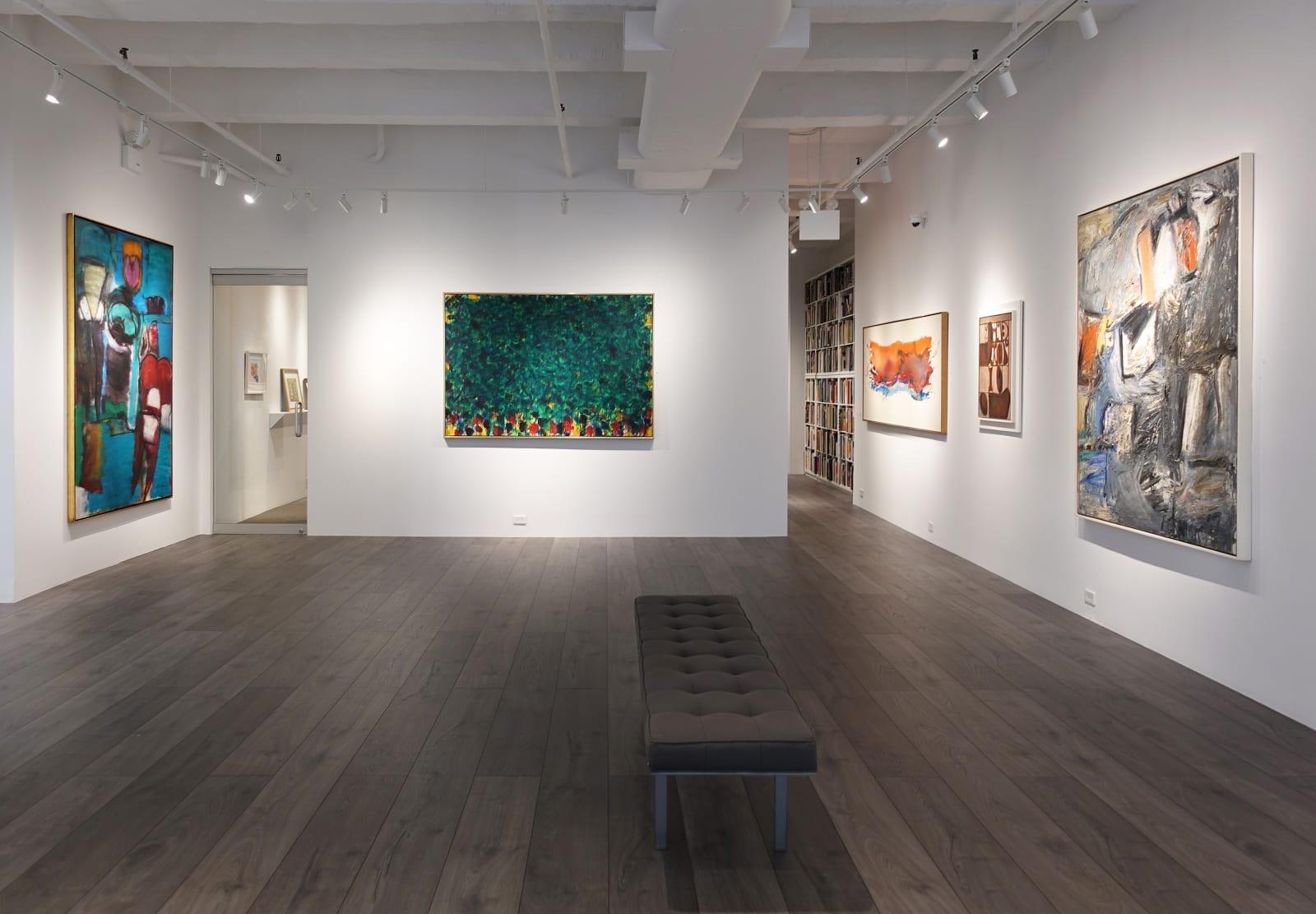 Hollis Taggart, 521 West 26th Street, 1st Floor, New York, NY (2018)