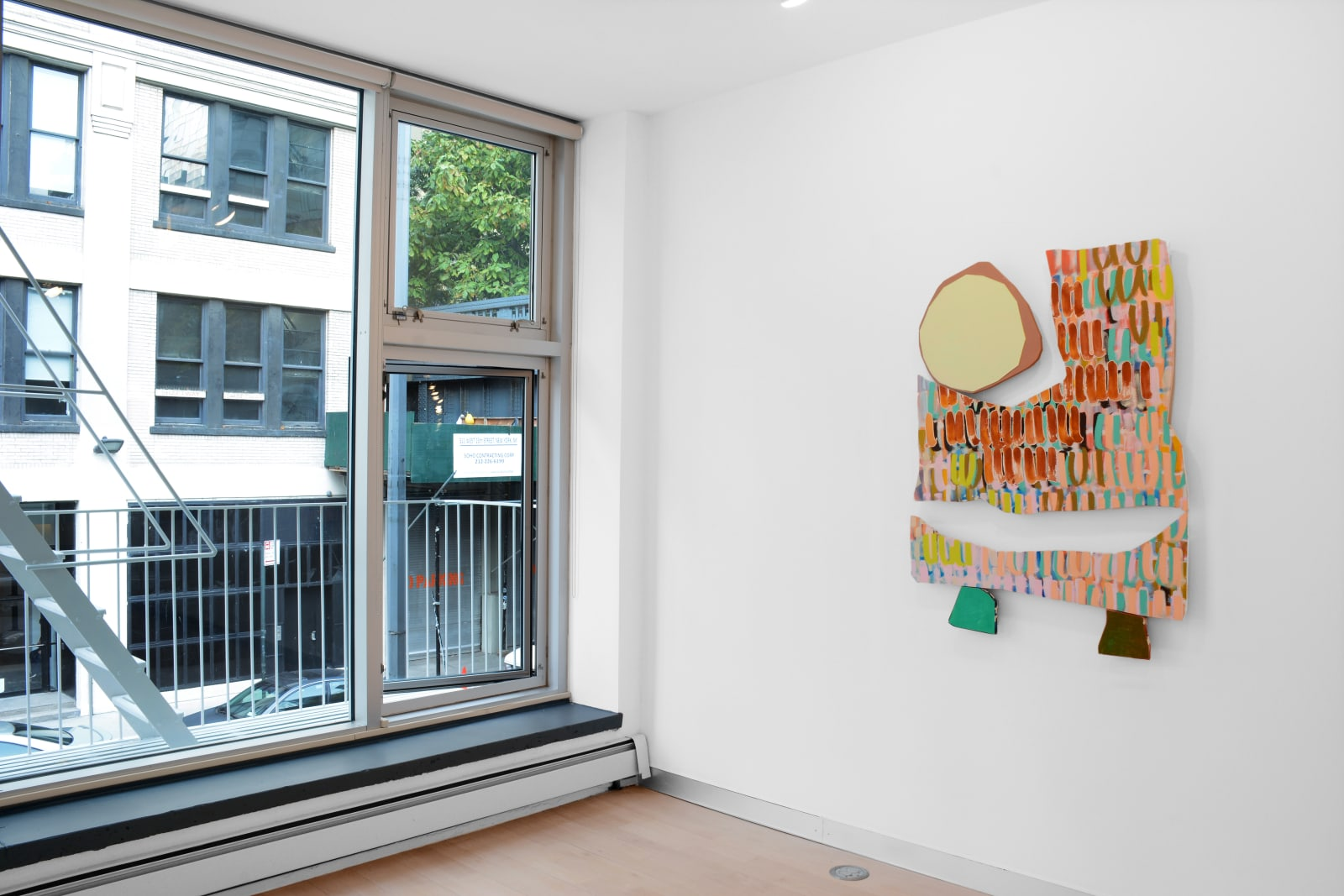 Hollis Taggart Contemporary, 514 West 25th Street, 2nd Floor, New York, NY (2019)