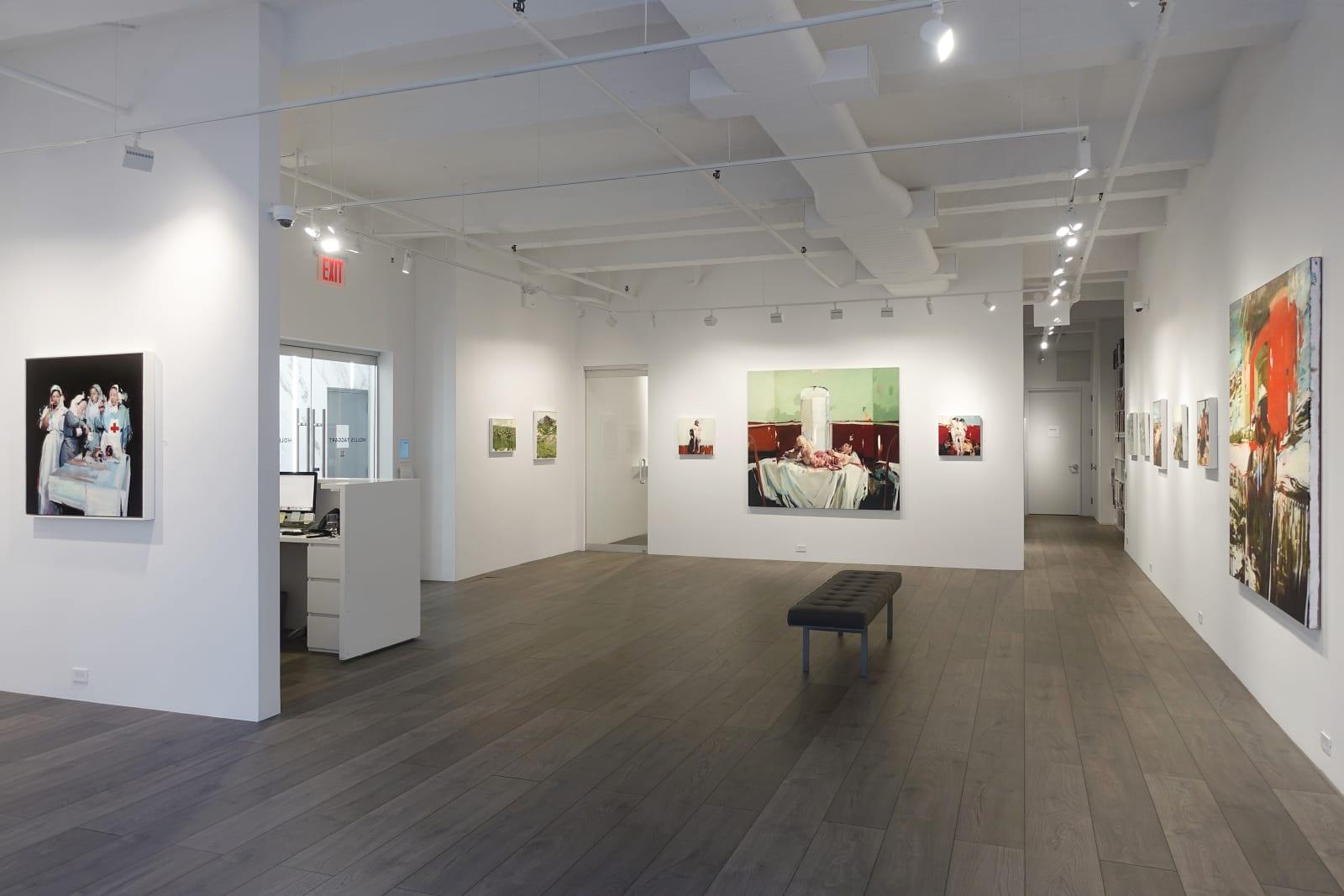 Installation view: Alex Kanevsky: Liberation and Disorientation