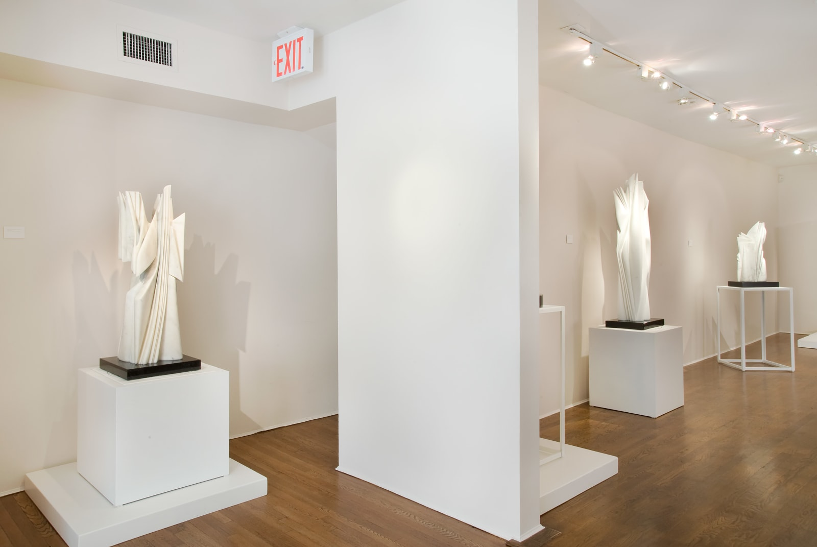Installation view: Pablo Atchugarry: Lives in Stone