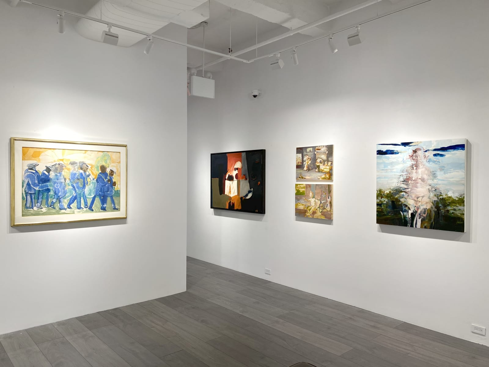Installation view: Figure as Form