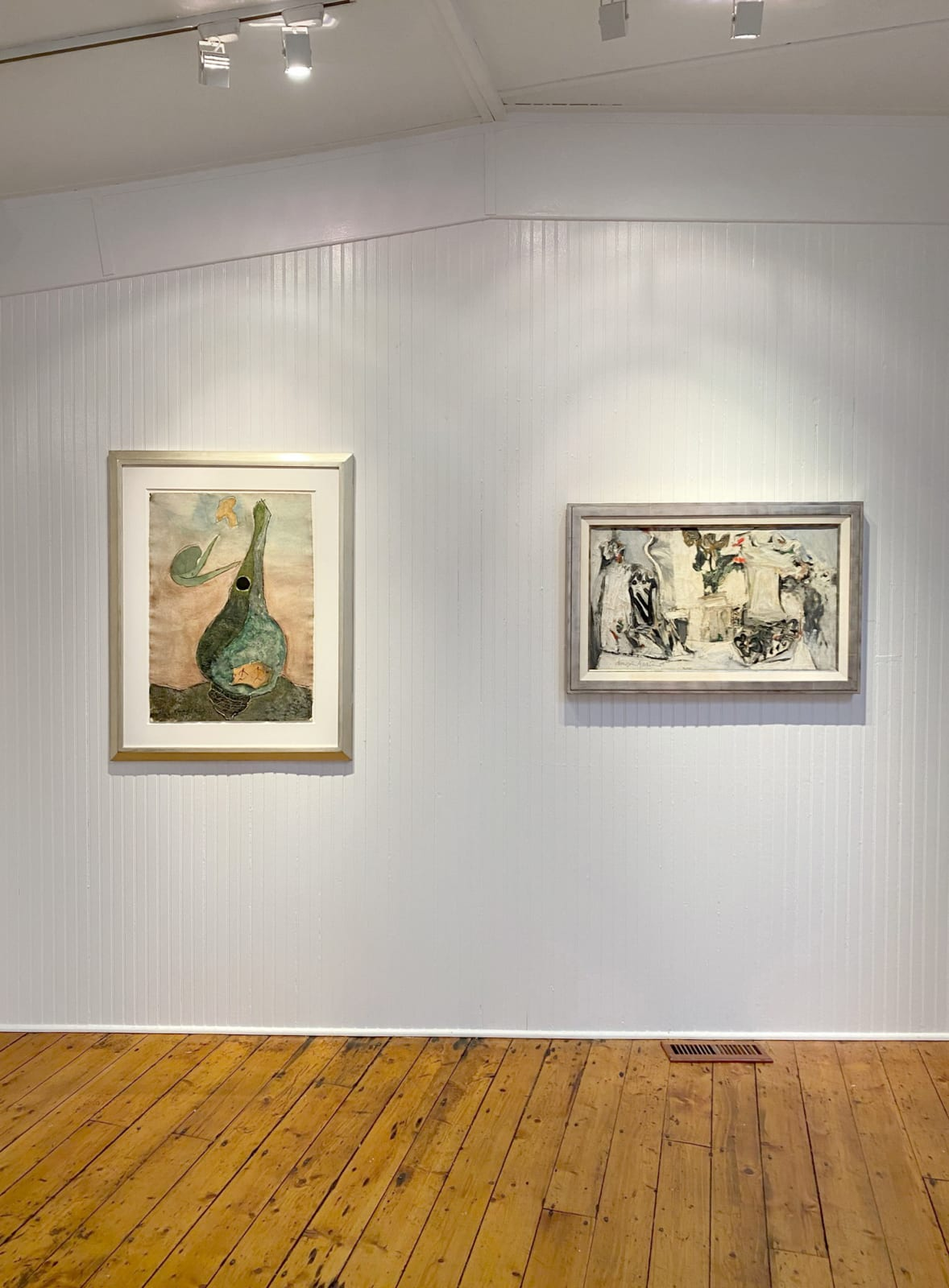 Installation view: The Art of the Discovery: Post-War Selections