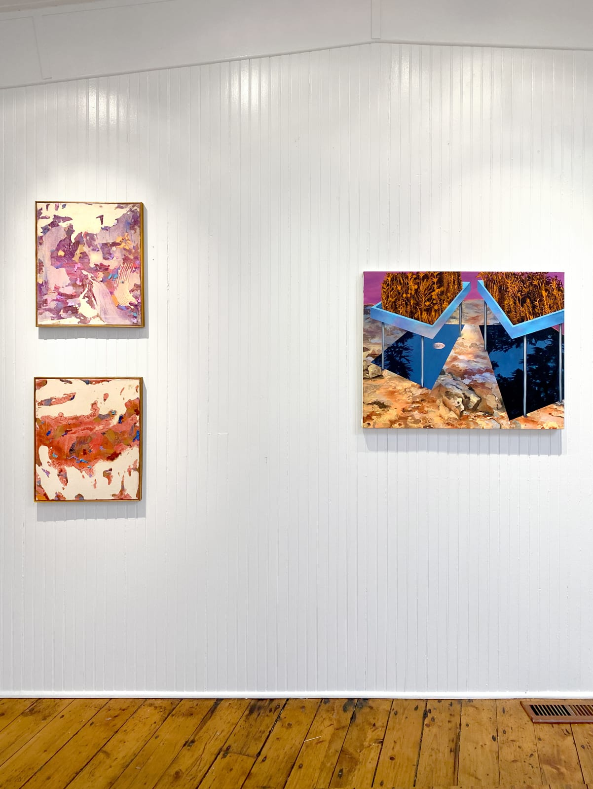 Installation view: Unique Expressions