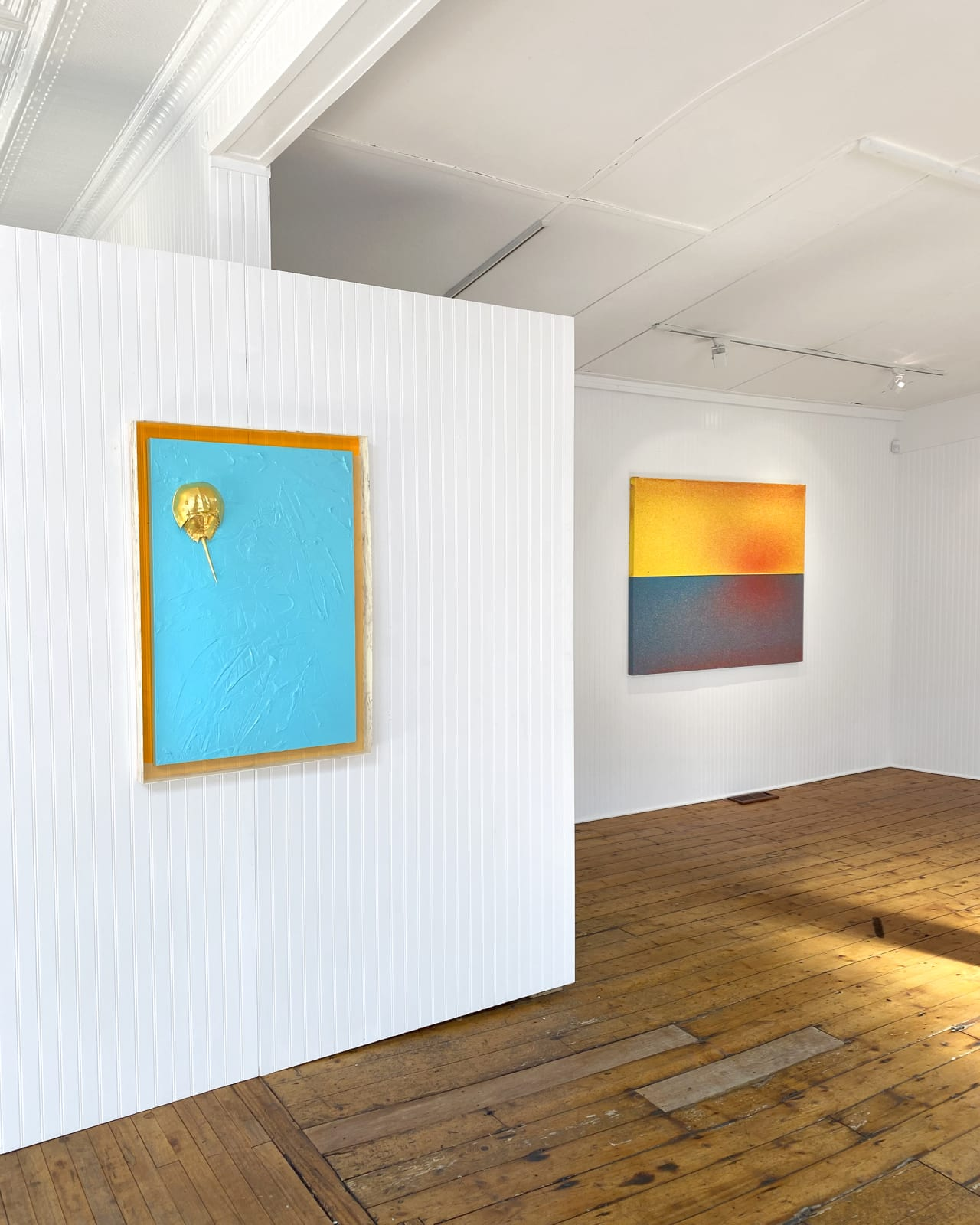 Installation view: John Knuth: The Dawn