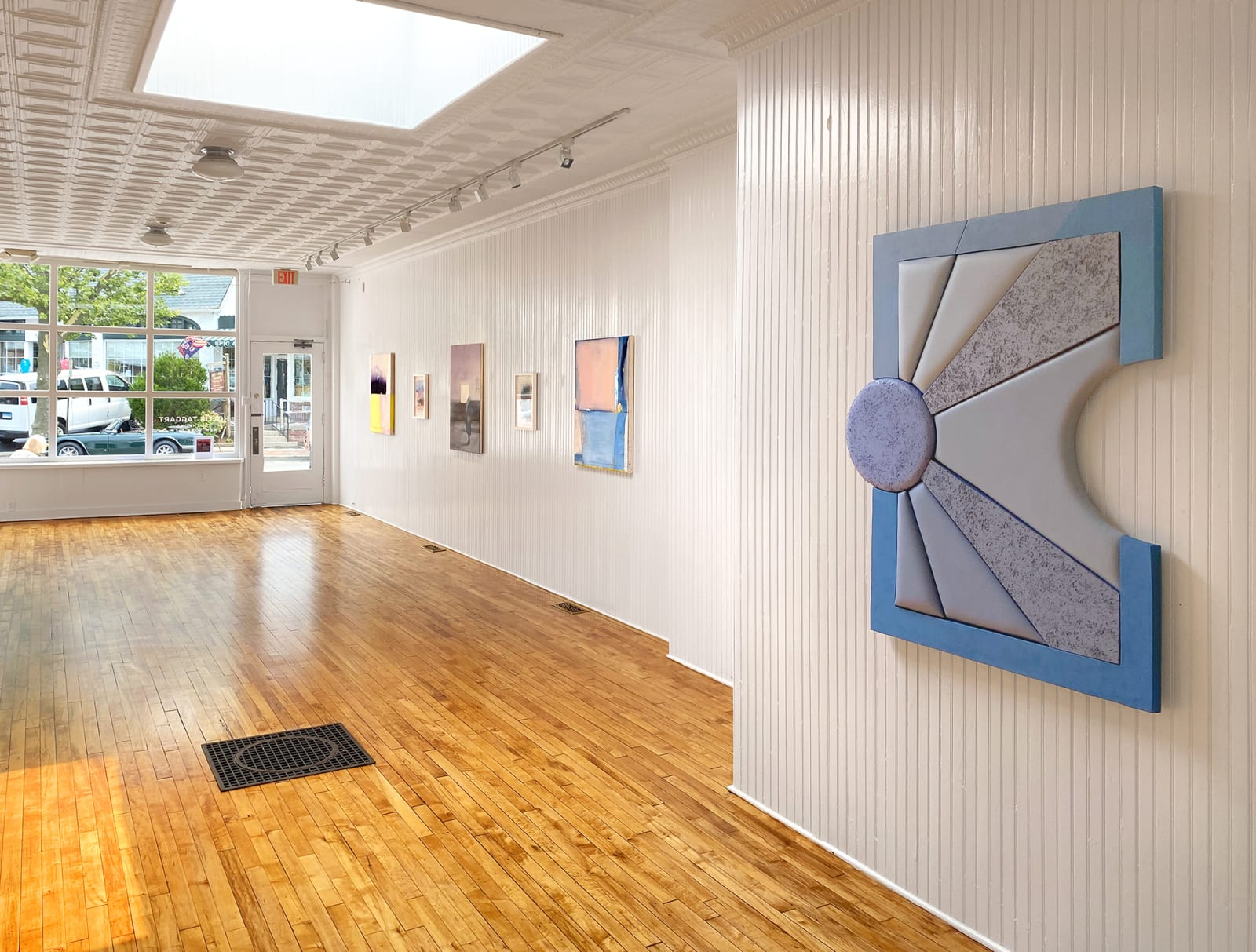 Installation view: Reunion: A Group Exhibition