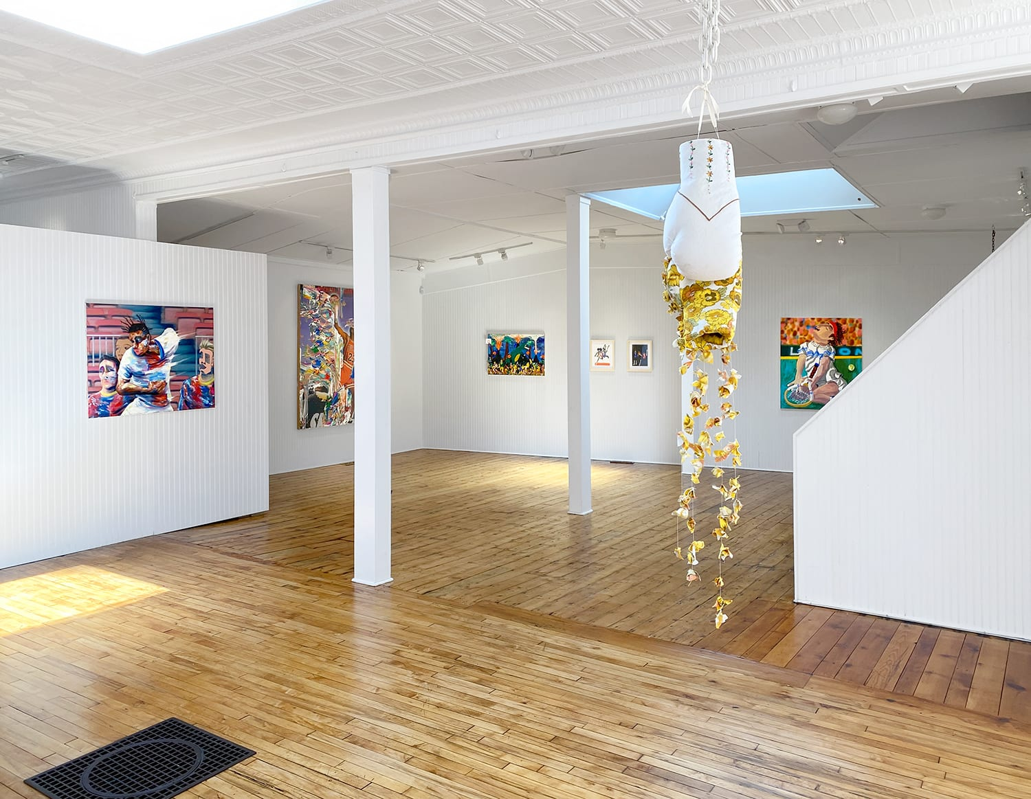 Installation view: Game On!