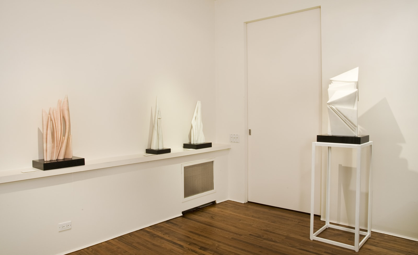 Installation view: Pablo Atchugarry: Heroic Activities