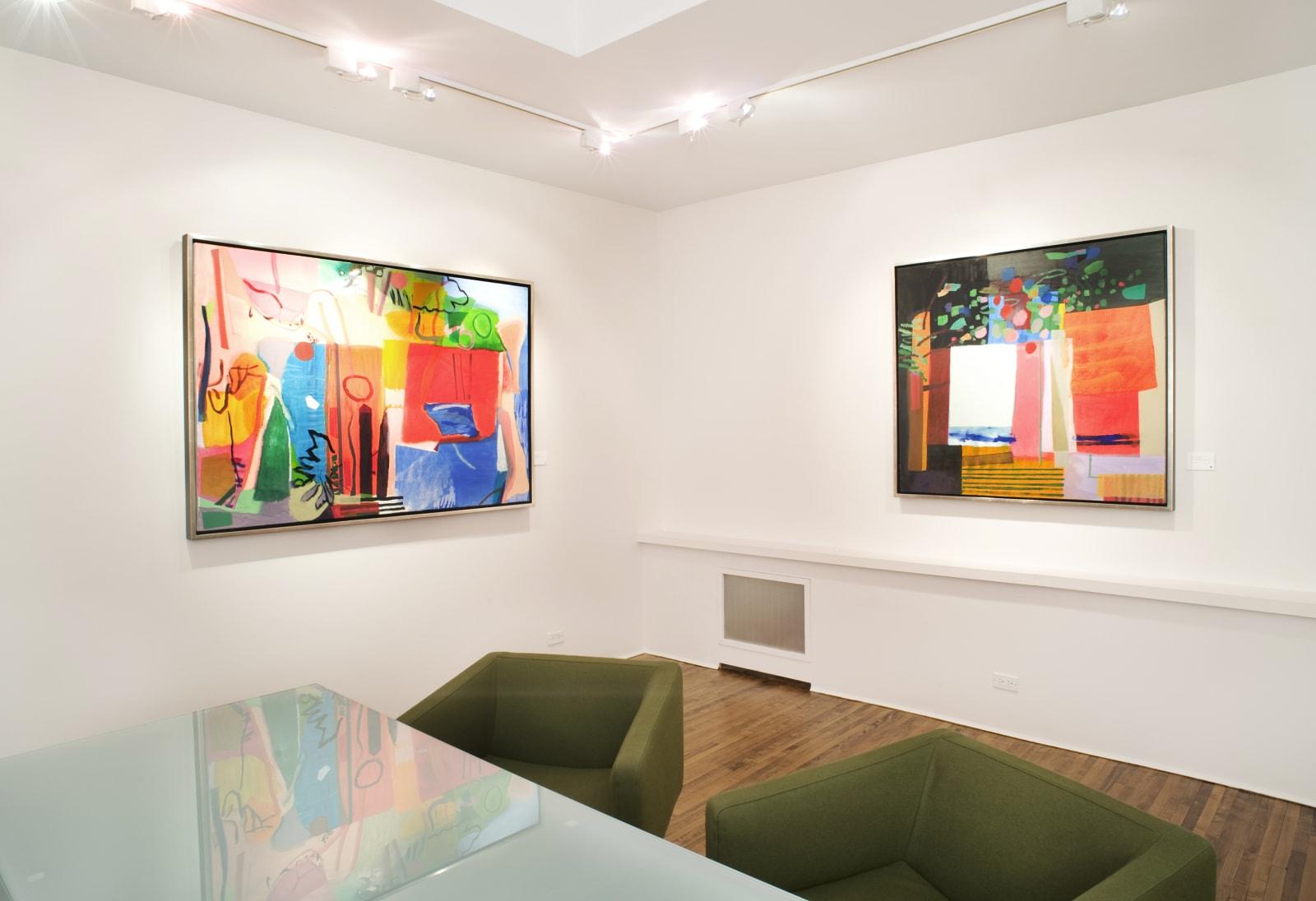 Installation view: Bill Scott