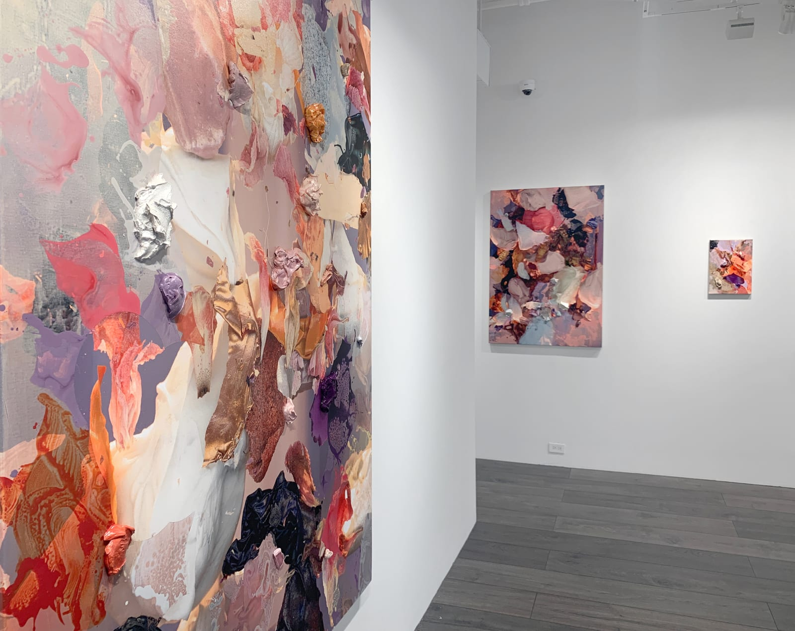Installation view: André Hemer: These Days