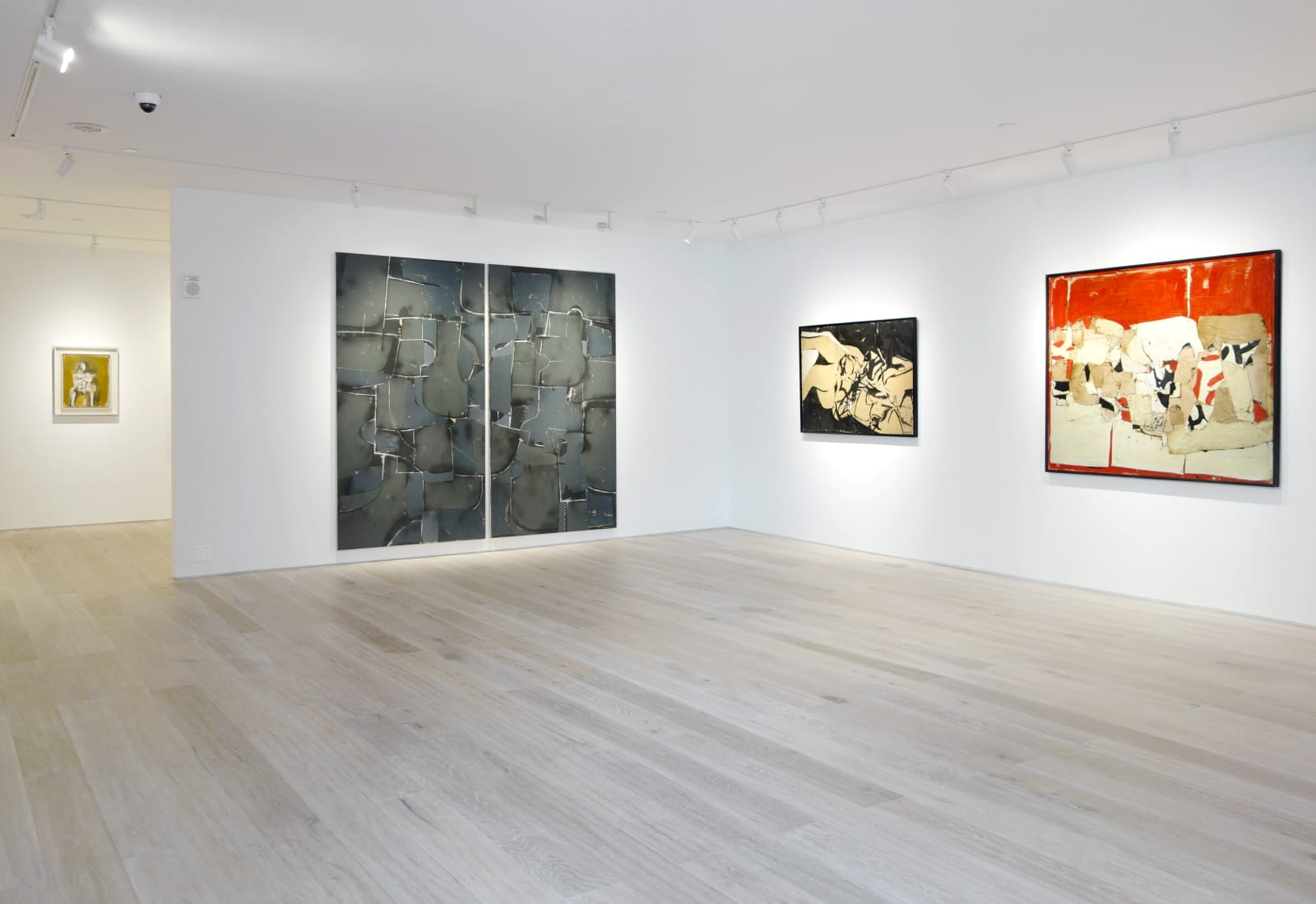 Hollis Taggart Galleries, 521 West 26th Street, 7th Floor, New York, NY (2016)