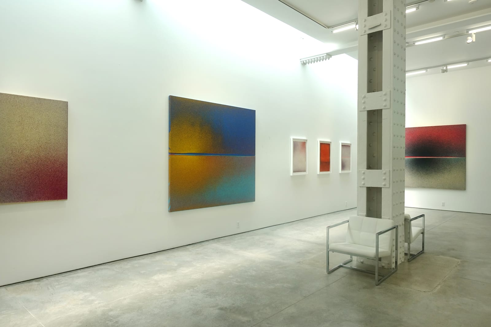 Hollis Taggart: Project Space, 507 West 27th Street, New York (2019)